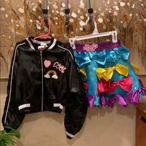 JoJo Siwa Costume size Medium.